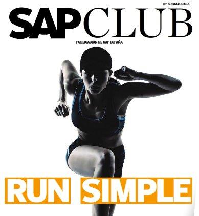 Revista SAP Club España Mayo [Revista electrónica]
