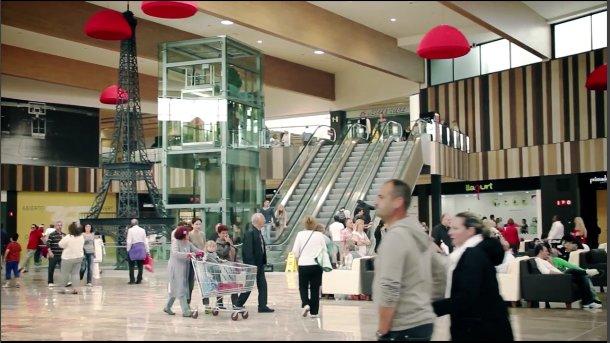 Microsoft Dynamics NAV LS Retail en Grupo Escudero, Centro Comercial y Supermercado