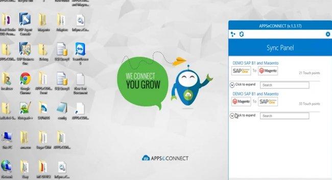Integración SAP Business One - Magento [Webinar en Inglés de 17 mnts.]