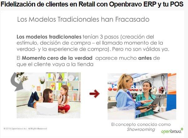 Fidelización de clientes en Retail con Openbravo ERP y tu POS [Webinar de 45 mnts.]