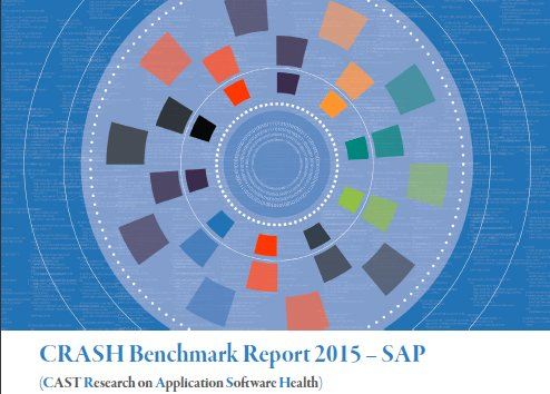 Informe CRASH Benchmark 2015-SAP. Por Cast Software.