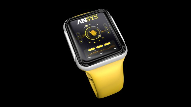 Software de simulación de ingeniería de Ansys para Smartwatch [Video demo 6 mints]