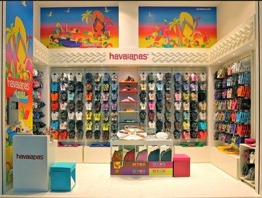 Havaianas utiliza en Europa Yourcegid Retail ERP [Nota de Prensa]