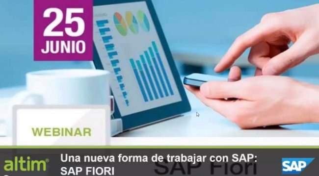 Intro y demo a SAP Fiori. Por Altim.