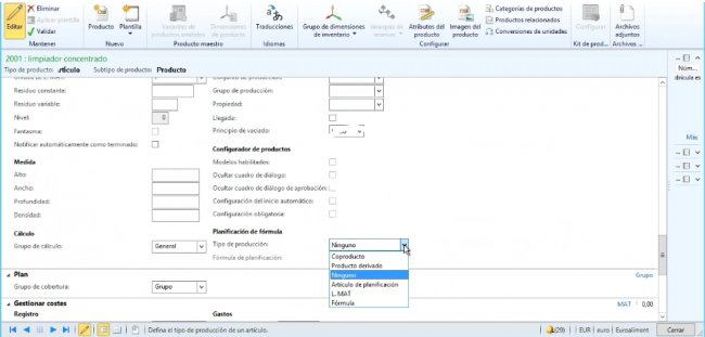 Microsoft Dynamics AX for Manufacturing. Intro y demo. [Webinar de 1 hora]