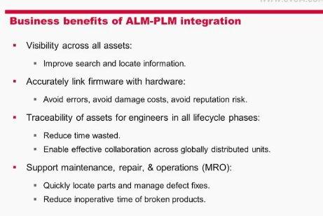 PLM-ALM: Una integración crítica [Webinar en inglés]
