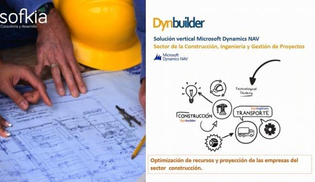 DynBuilder: NAV para Construcción, Ingeniería y Gestión de Proyectos [Webinar de 80 mnts.]