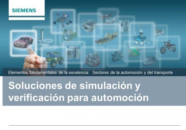 Soluciones de simulación y verificación para automoción [Webinar de 1 hora]