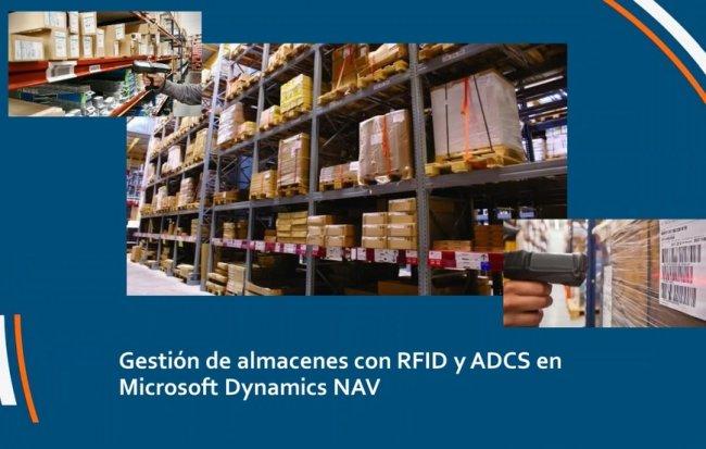 Gestión de Almacén con RFID y Microsoft Dynamics NAV [Webinar grabado de 1 hora]