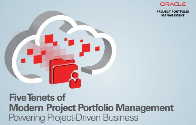 Oracle Project Portfolio Management Cloud  para ERP [eBook PDF]