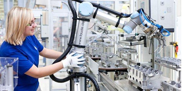 La robótica colaborativa transformará la industria logística [Informe de DHL]
