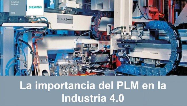 La importancia del PLM en la Industria 4.0 por AyS [Webinar grabado]