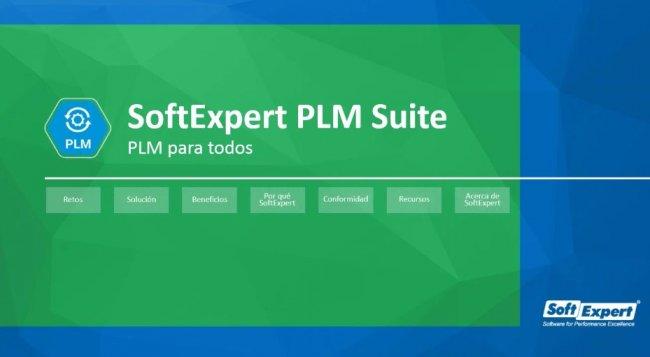 SoftExpert PLM: PLM para todos [Webinar grabado]