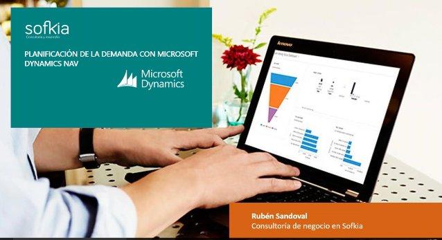 Planificación de los suministros con Microsoft Dynamics Nav [Webinar de 90 mnts.]