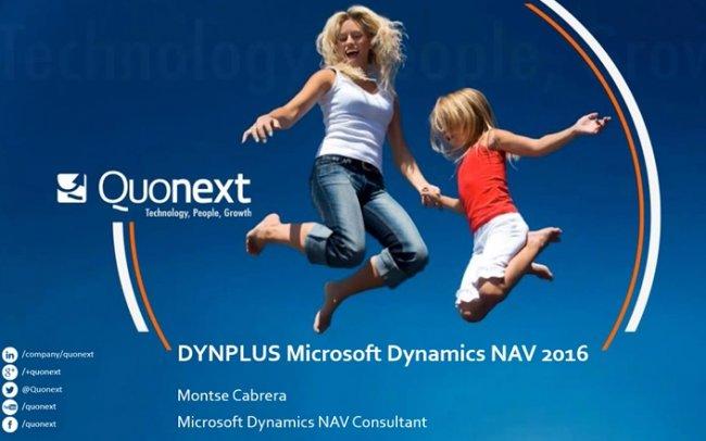 DynPlus: Pack de funcionalidades avanzadas para Dynamics NAV [Webinar de 70 mnts.]