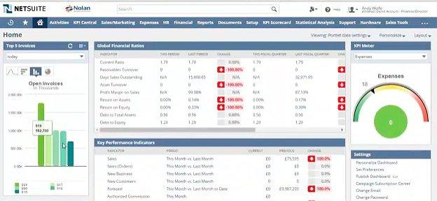 Netsuite ERP: intro y demo [Webinar en inglés]