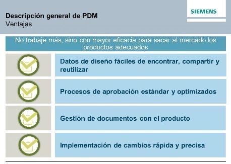 Gestión Documental y Gestión del cambio con Siemens TeamCenter [Webinar de 47 mnts.]