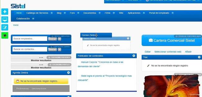 Portal del empleado de Sistel. Intro y demo. [Webinar Grabado]