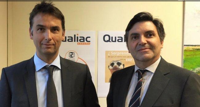 Compañía española de Servicios aeroportuarios selecciona la contabilidad en SaaS de Qualiac