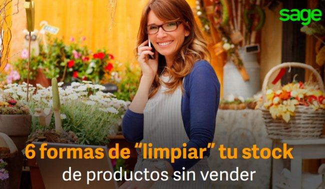 """6 formas de """"limpiar"""" tu stock de productos sin vender"""