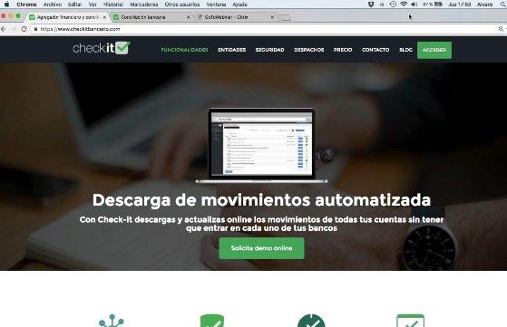 Conciliación bancaria con Checkitbancario.com [Webinar de 35 mnts.]