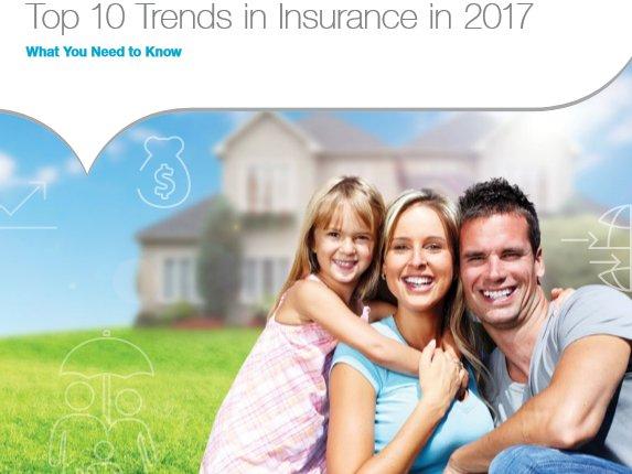 Principales tendencias para 2017 en seguros por Capgemini [Whitepaper en inglés]