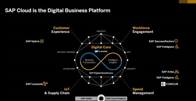 SAP explica a los inversores de Wall Street su estrategia de producto [PPT de la Presentación]