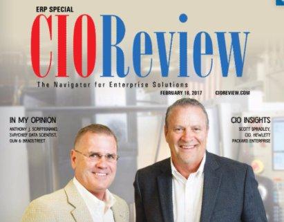 Los 20 ERPs más prometedores según CIO Review [Número de febrero 2017]