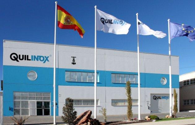 Distribuidora acero inoxidable Quilinox selecciona ERP ekon Unit4