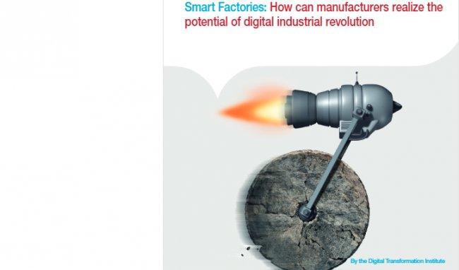 Informe Capgemini sobre las Smart Factories [PDF inglés 32 pgs]