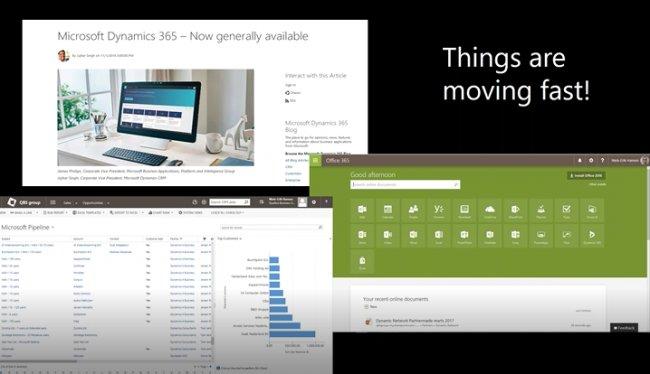 Microsoft Dynamics Extensions y APPSource: Actualidad, futuro y dudas. (Webinar de 32 mnts.)