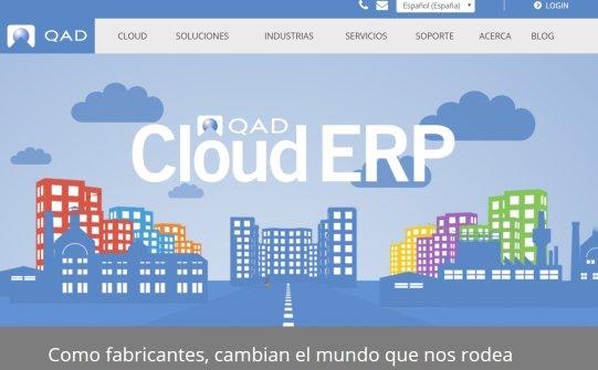 Fabricante de amortiguadores industriales y sistemas hidráulicos migra a QAD Cloud ERP