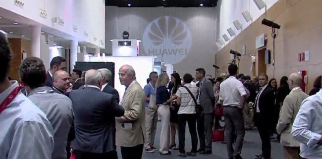 Videos del Huawei Enterprise Day de Madrid