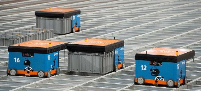 Dematic automatiza en Francia con AutoStore 5º almacén de 4murs de 700m2 y 23.000 cubetas