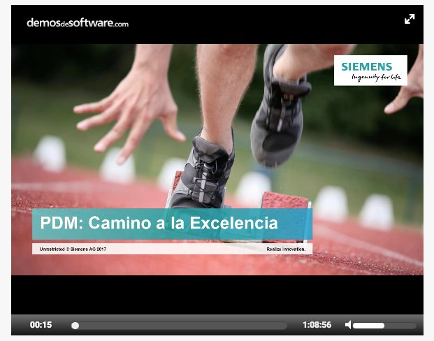 Siemens Teamcenter Rapid Start: PDM multi CAD para PYMES y departamentos