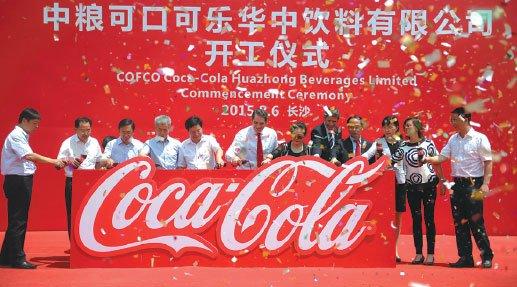 La Coca-Cola china pone su SAP y demás aplicaciones críticas en infraestructura hiper-convergente de Huawei