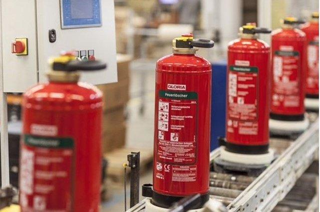 Principal fabricante extintores en Europa selecciona ERP IFS