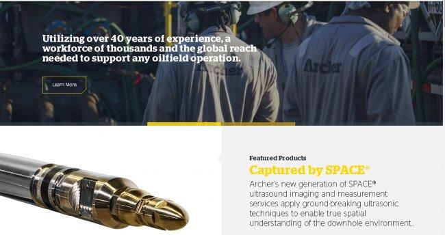 Fabricante plataformas petrolíferas Archer actualiza a ERP IFS Applications 9 for Offshore Services