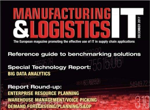 Manufacturing & Logistics IT. Nº Diciembre 2017.
