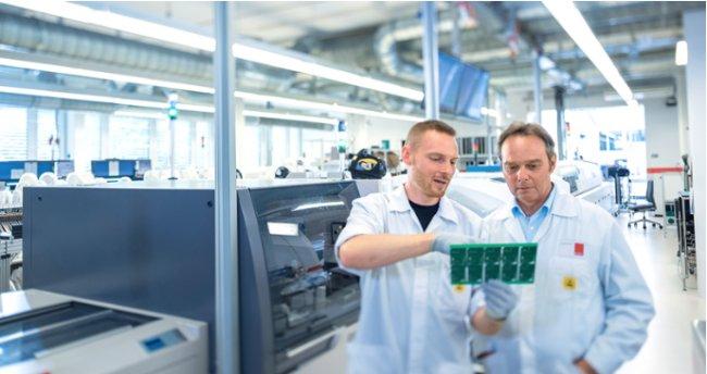Fabricante de electrónica Suizo cambia a ERP IFS