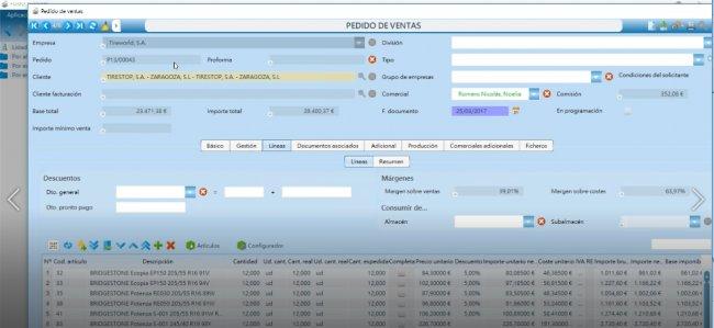 ERP para fabricación compleja y alimentación de Imatia [Demo de 115 mnts.]