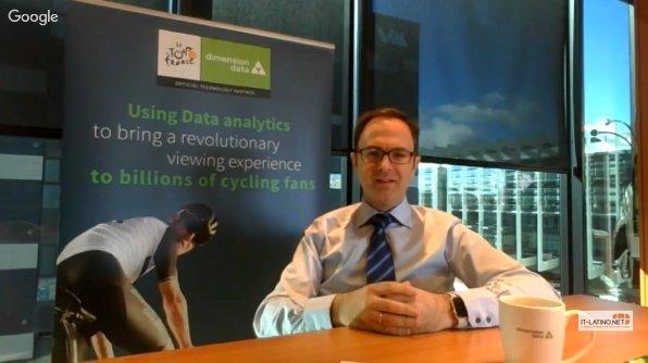 Servicios de Infraestructura híbrida y seguridad de Dimension Data [Video Entrevista]
