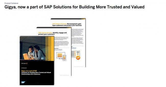SAP incorpora a Hybris módulos para cumplir con la GDPR