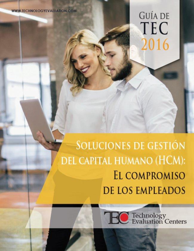 Guia TEC de Software para RRHH y Gestión del Talento. 2016.