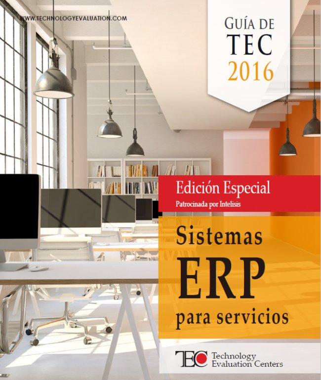 Guía ERP para Servicios. 2016.