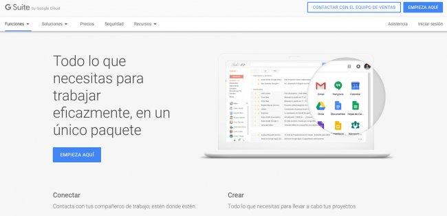 Google Suite para Usuarios (Curso 8 horas)