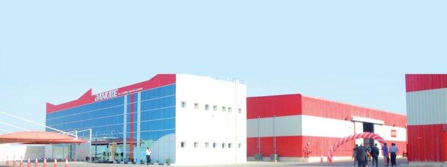 Materiales de la construcción de Dubai implanta la gestión de almacenes de Infor