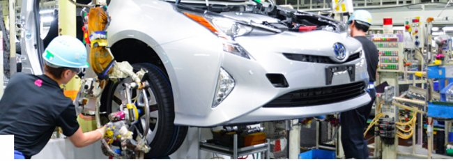 Toyota selecciona SAP S/4HANA y SAP HANA para gestión contable