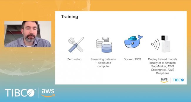 AWS + TIBCO: Build Smarter Microservices with Machine Learning [Webinar de 43 min]