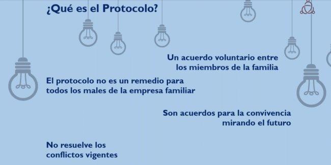 El Factor Humano en la Empresa : Empresas familiares. Protocolo familia/empresa [Webinar de 70 min]